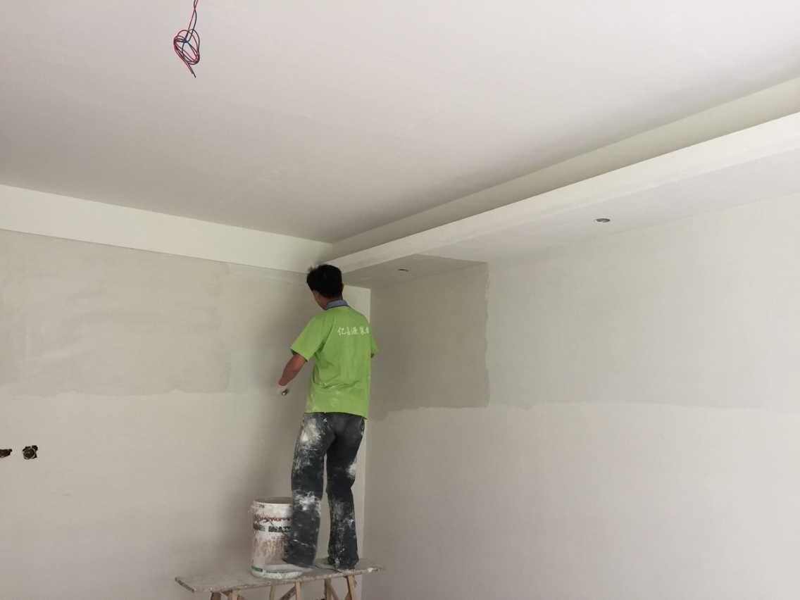 亿嘉源油漆工人|施工团队|武汉亿嘉源装饰