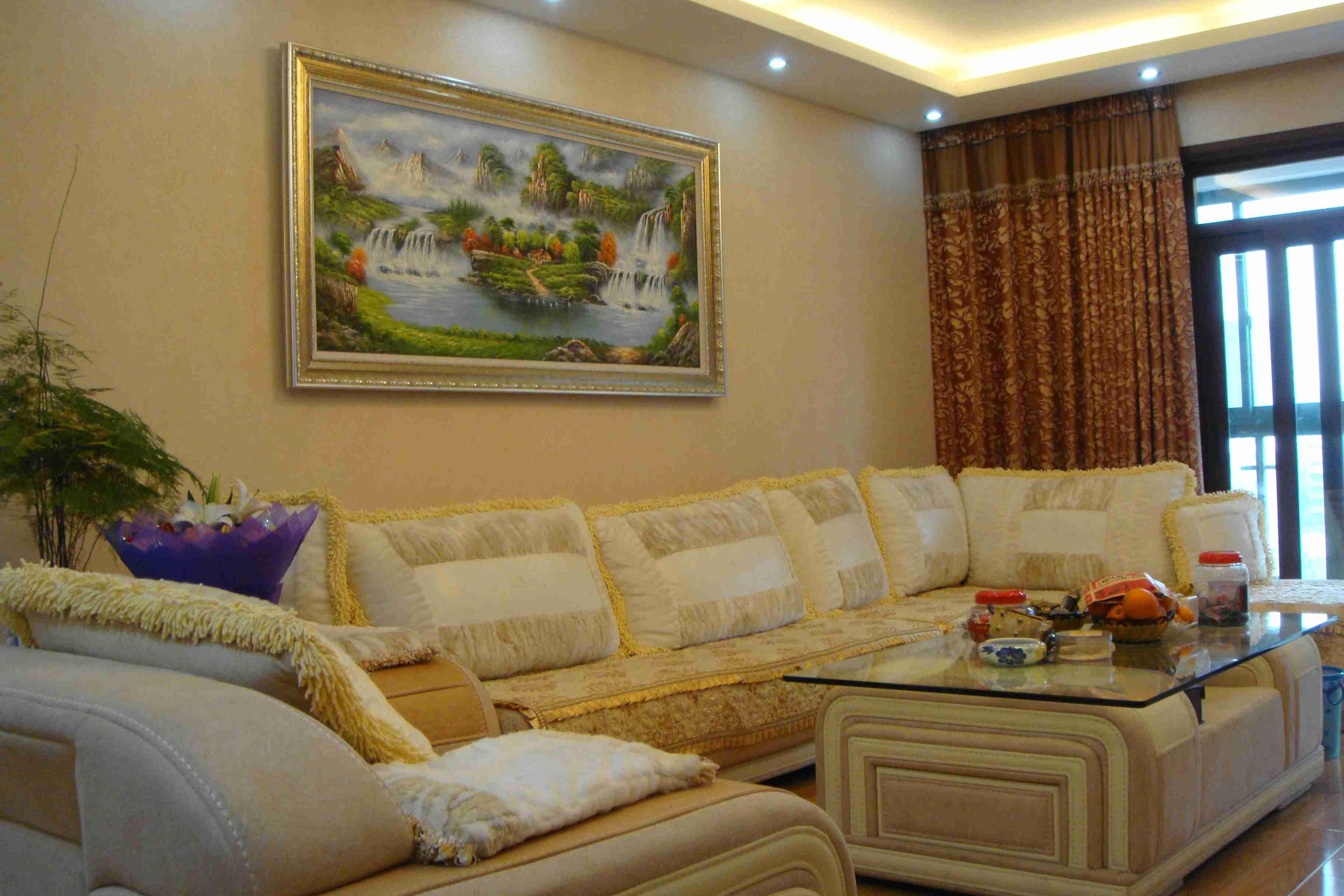 建设公寓 三室两厅 现代简约