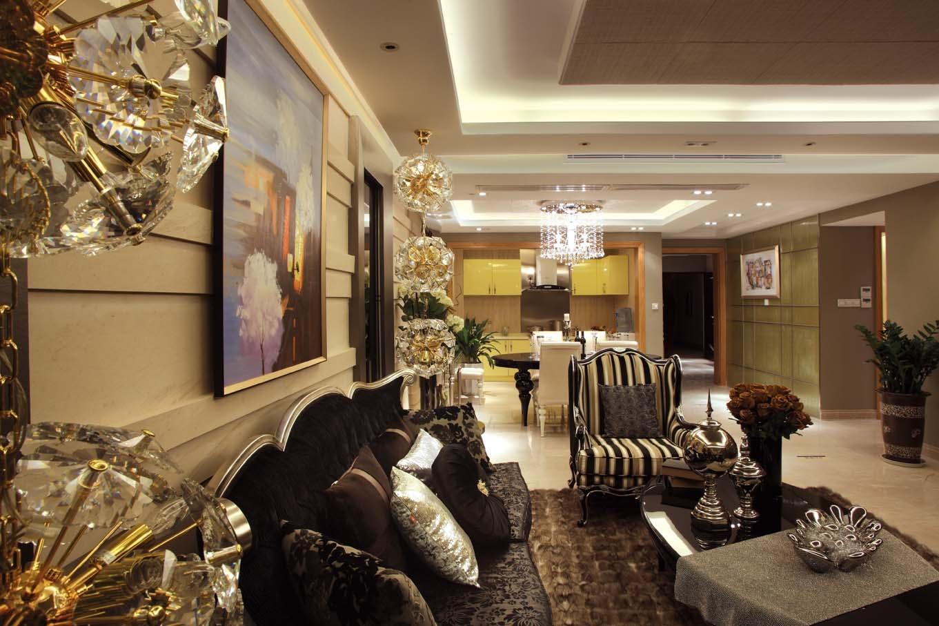 上海院子 新古典 公寓 188平米