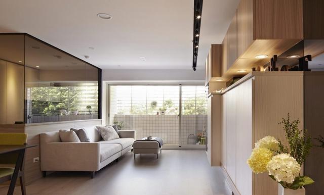 徐汇新城 现代简约 三居室 87平米