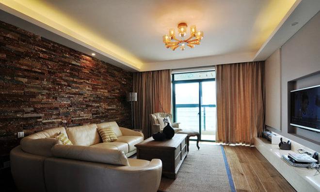 格林云墅 欧式 公寓 128平米