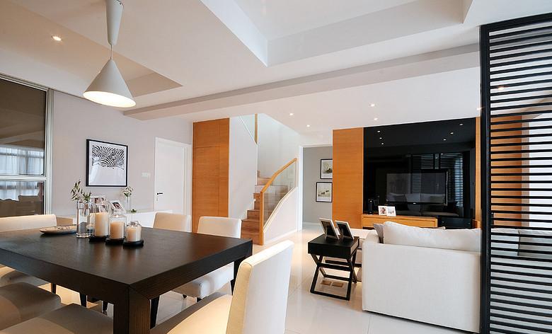 江夏 现代 四居室 190平米