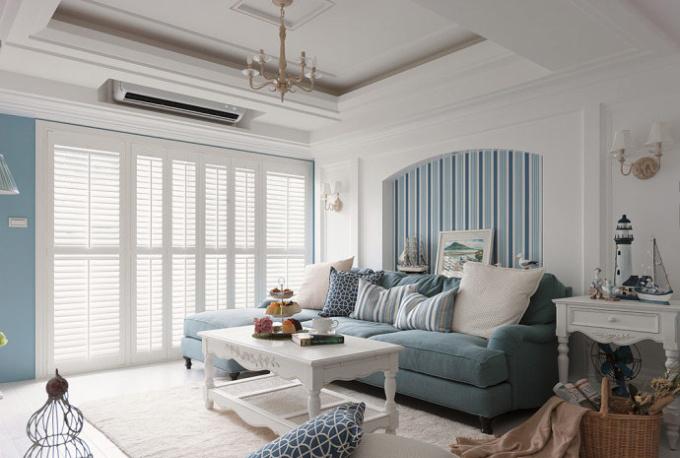 龙湖香醍西岸 地中海 公寓 120平米