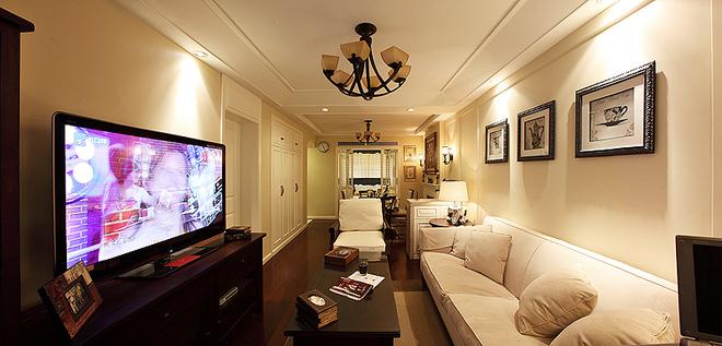 华源三里D区 美式 公寓 94平米