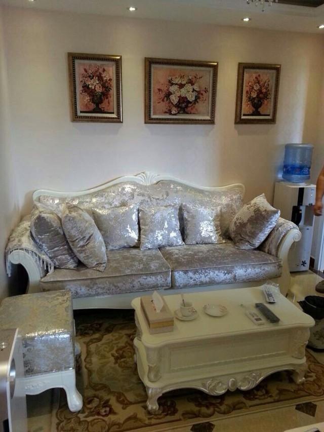 宝龙公寓 简约 两居室 80平米
