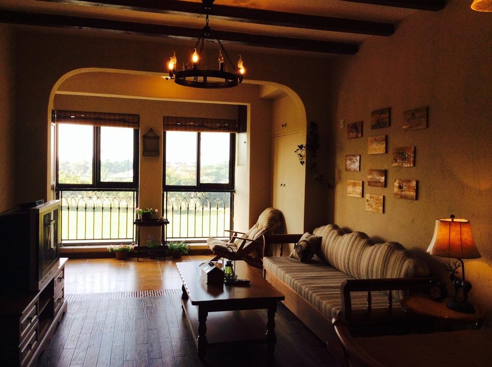 普罗旺斯 地中海 一居室 66平米