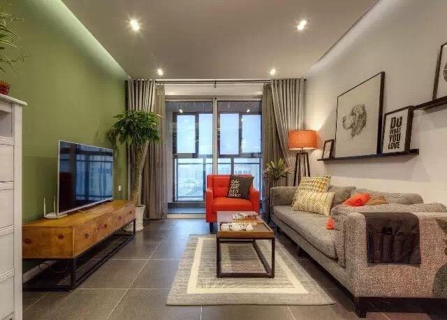 翠城 现代 三居室 122平米