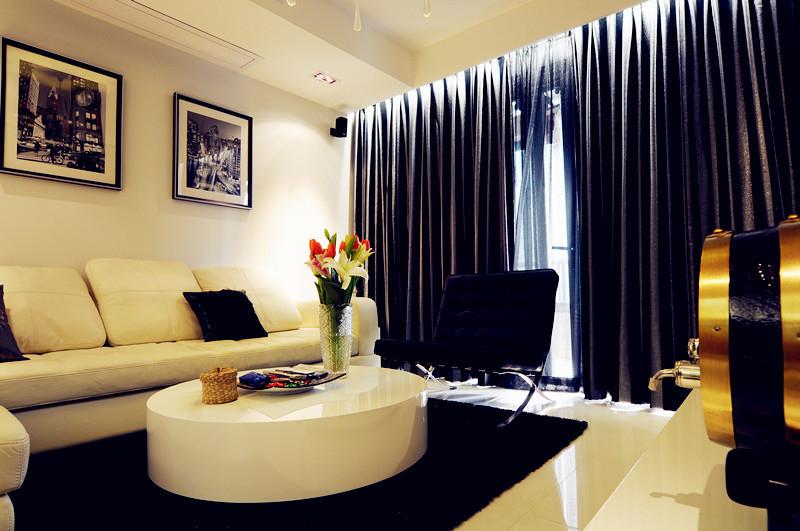 品尊国际 新古典 两居室 79平米