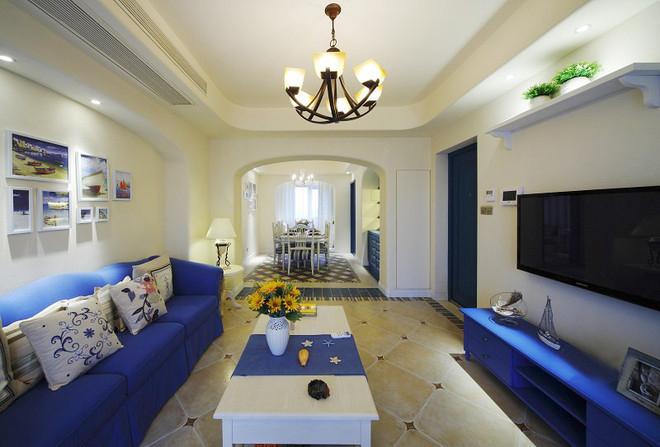徐汇苑 地中海 两居室 110平米