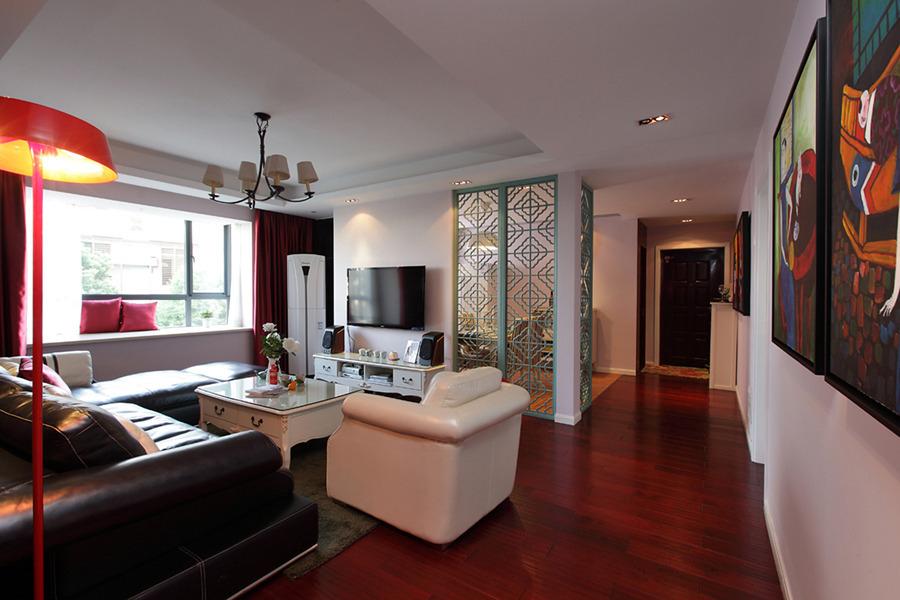 新苏苑 新古典 三居室 127平米