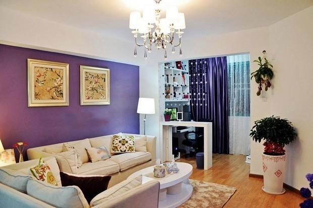 百平 现代 三居室 100平米