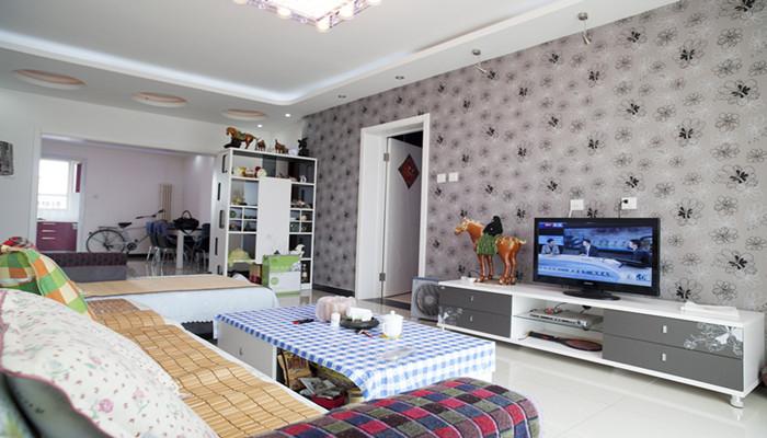 江夏区 简约 两居室 120平米