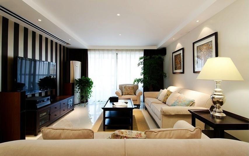 塔子山一号 现代 三居室 150平米