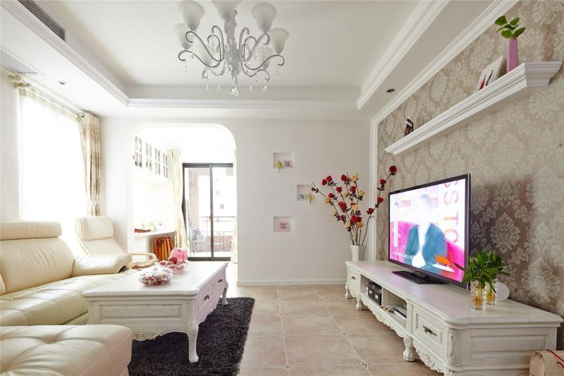 彩虹新城 欧式 两居室 76平米